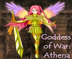 Goddess of War: Athena